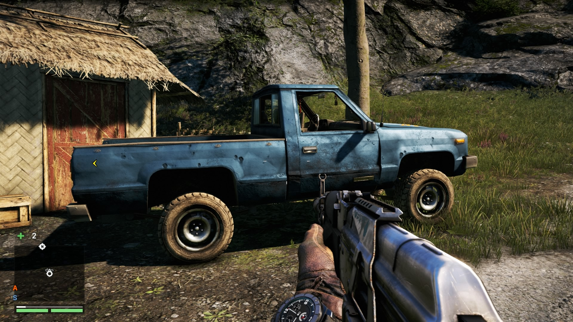 Far Cry PS4