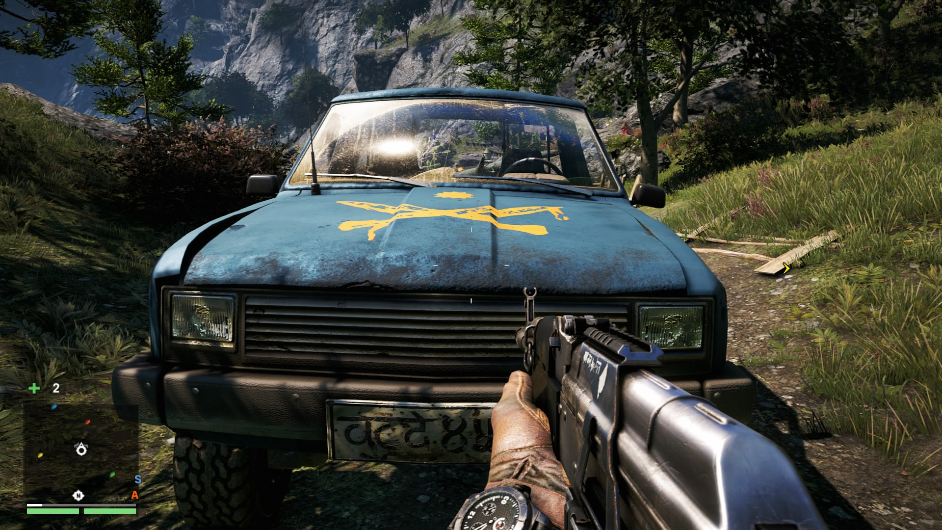 Far Cry PS4