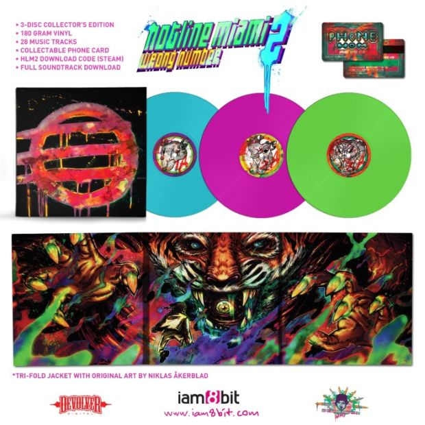 Hotline Miami 2_collector's edition