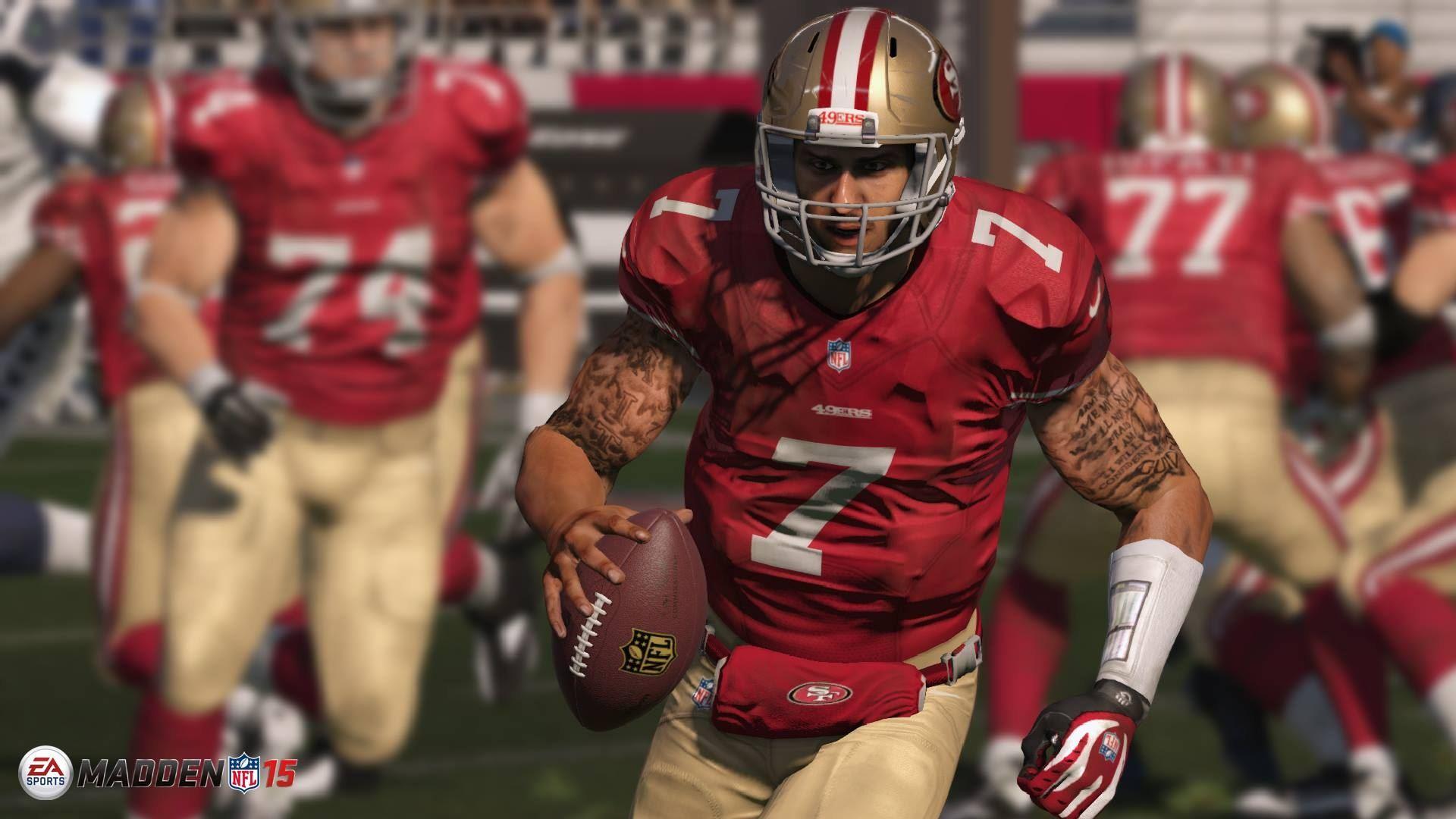 Madden NFL 15 Bullshot