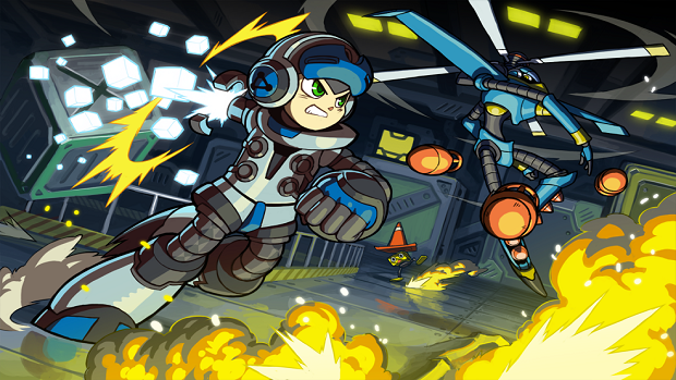 Mighty No. 9 Action