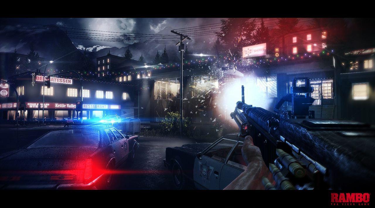 Rambo The Video Game Bullshot