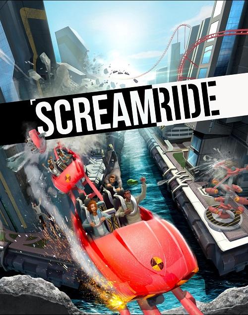 Screamride Box Art