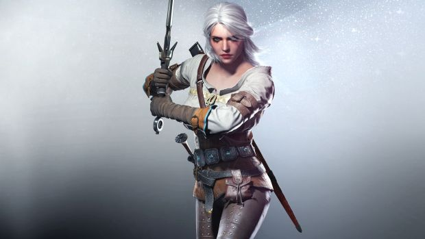 The Witcher 3_Ciri