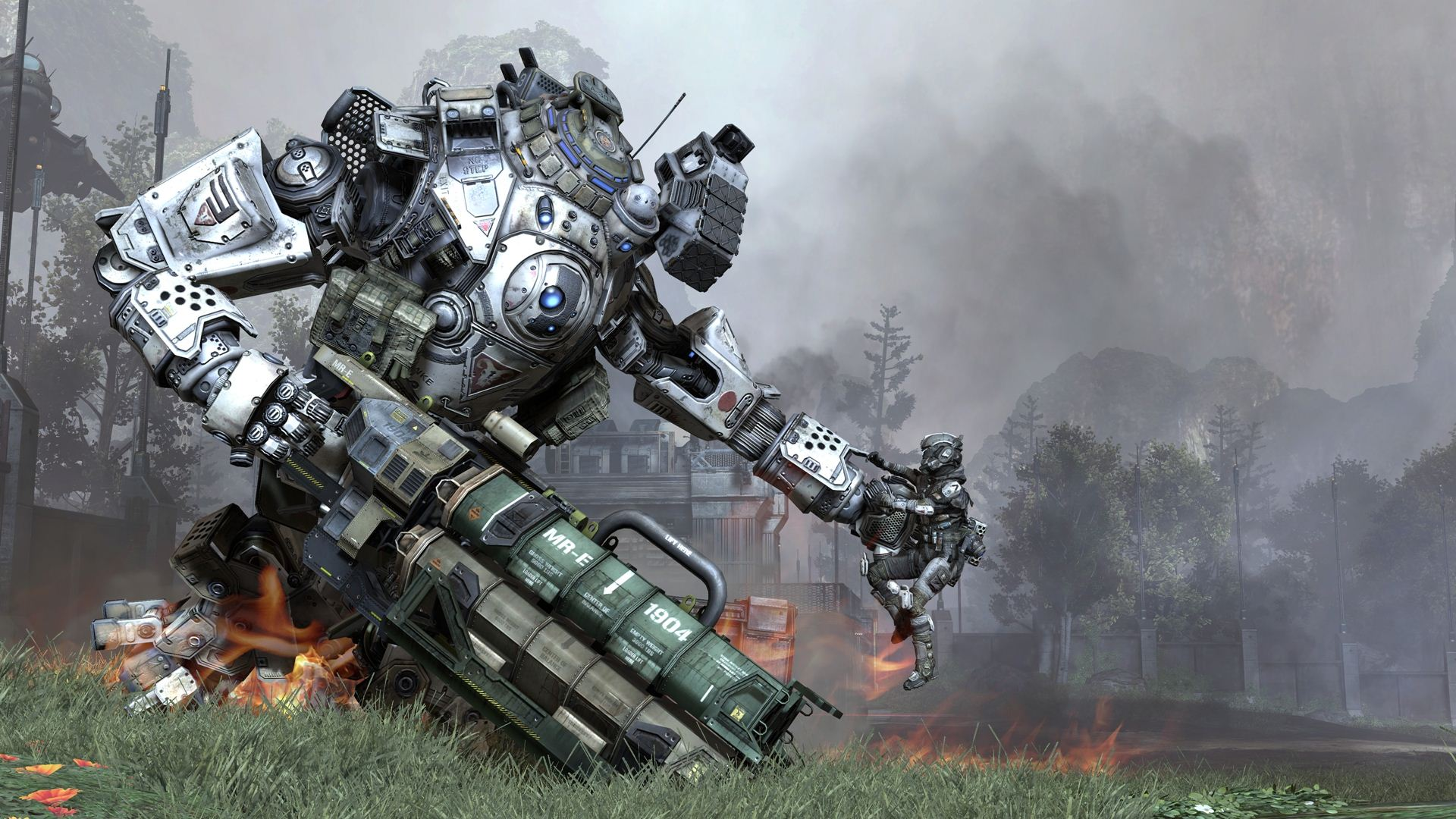 Titanfall Bullshot