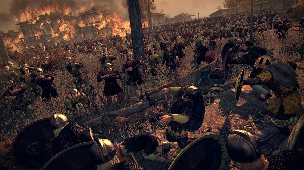 Creative Assembly announces a new Total War Spinoff series