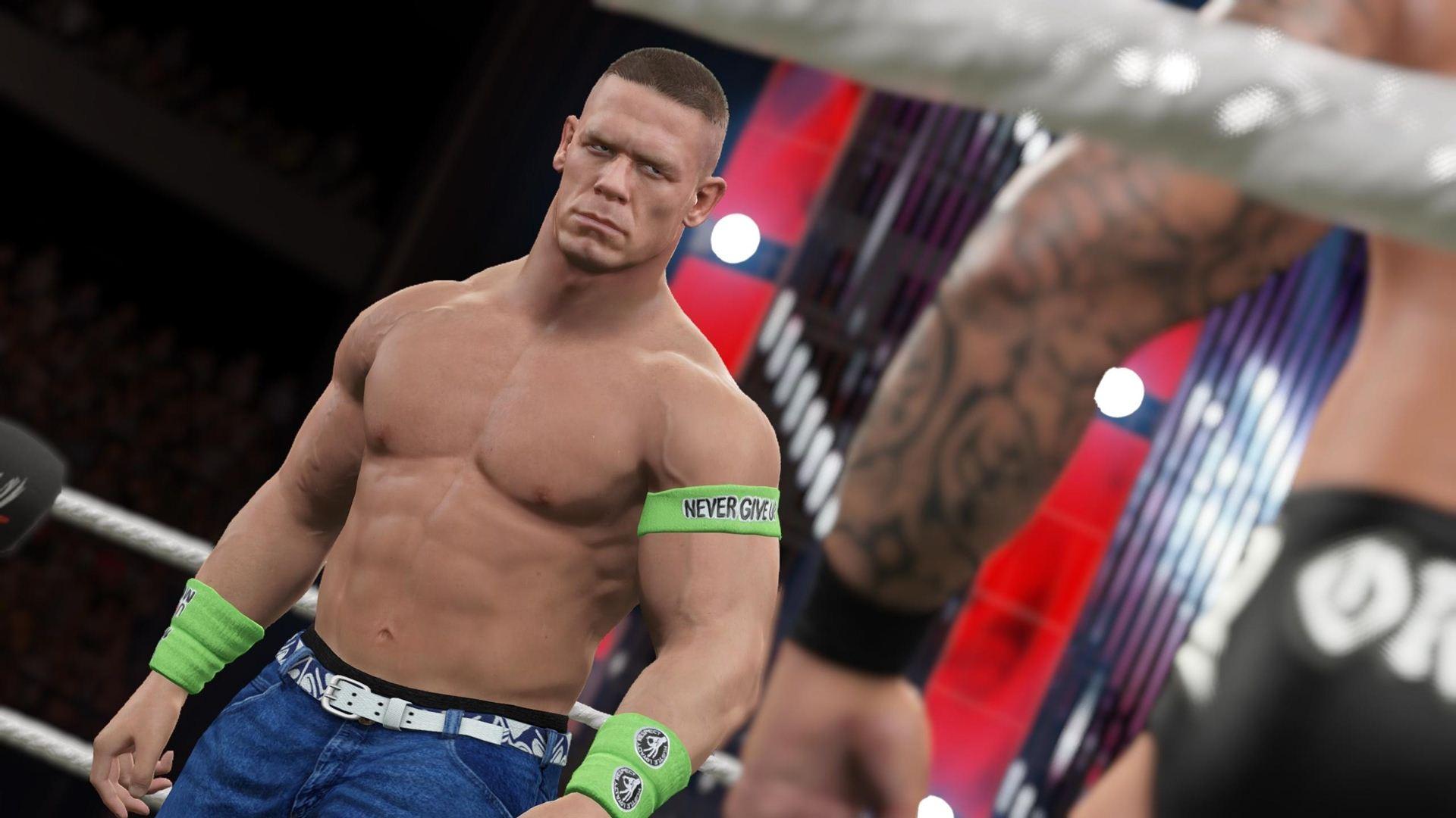 WWE 2K15 Bullshot