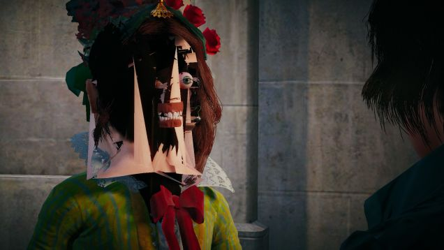 Assassin's Creed Unity Glitch