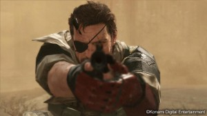 Metal Gear Solid 5: The Phantom Pain PS4 File Size Revealed For Metal Gear Online