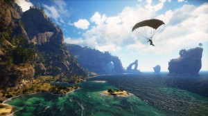 Just Cause 3 Map Size and Scale Revealed in New Video
