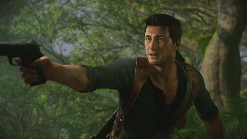 uncharted 4 ps4 4