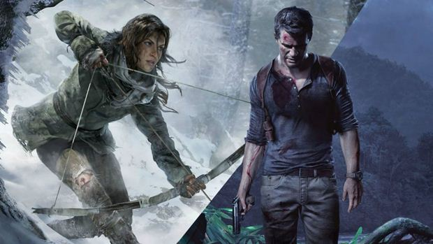 uncharted 4 rise of the tomb raider