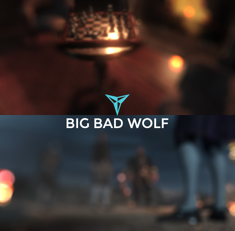 big bad wolf video game