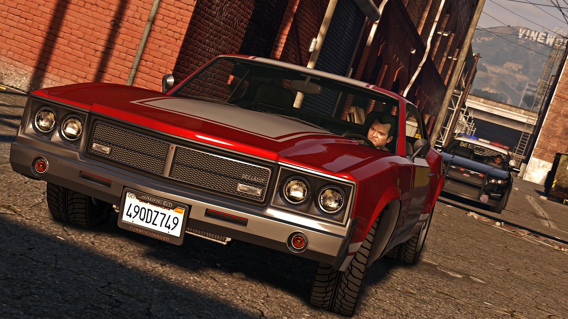 Grand Theft Auto 5 Graphics Comparison: PC vs  Xbox One vs  PS4