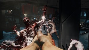 Deep Silver Publishing Retail version of Killing Floor 2 on PS4