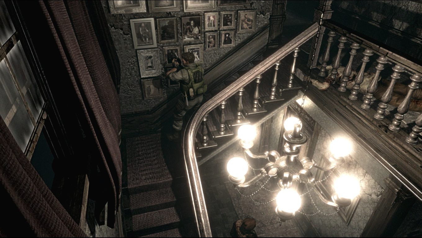 Resident Evil HD Remaster PC 2