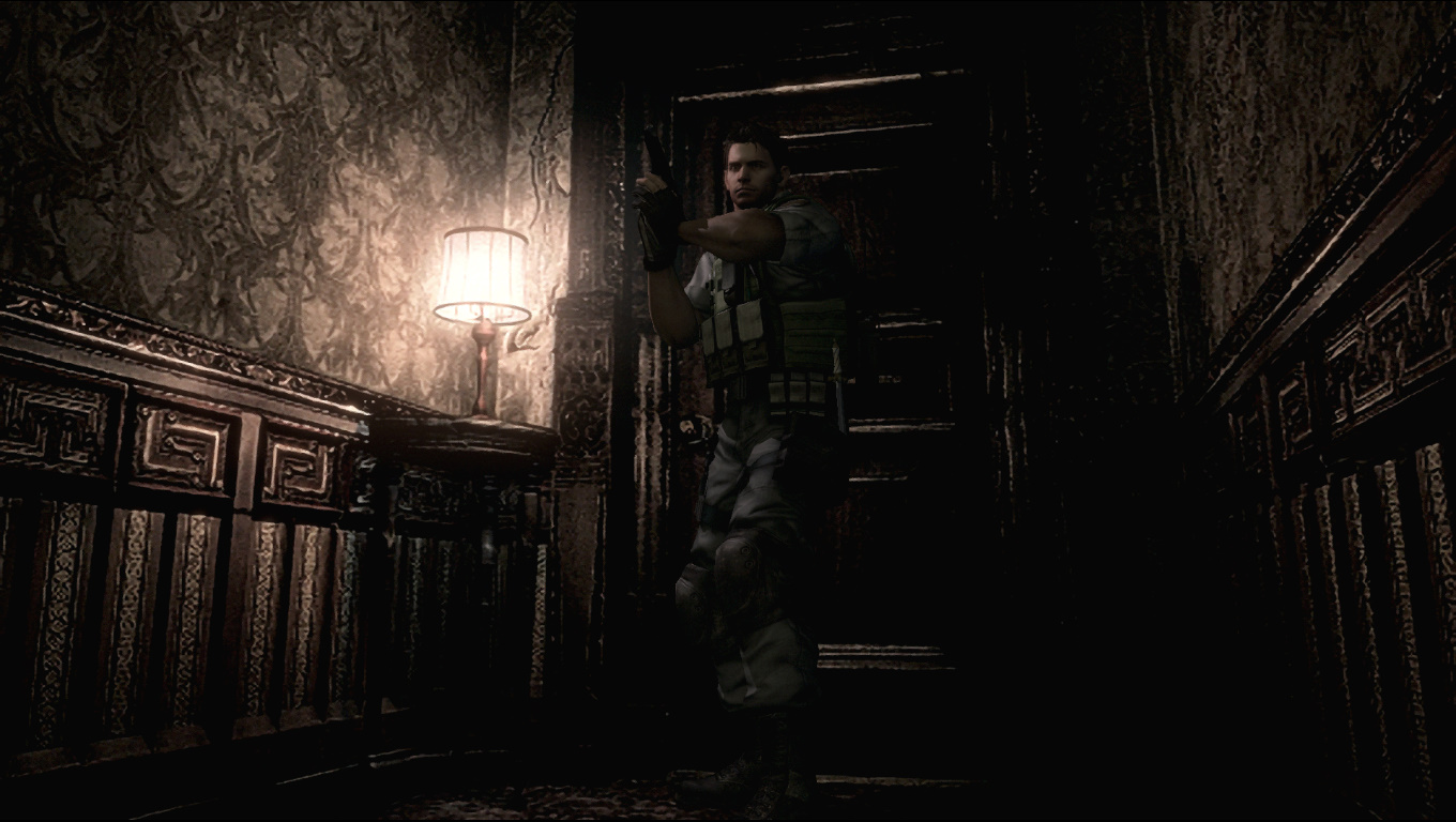Resident Evil HD Remaster PC