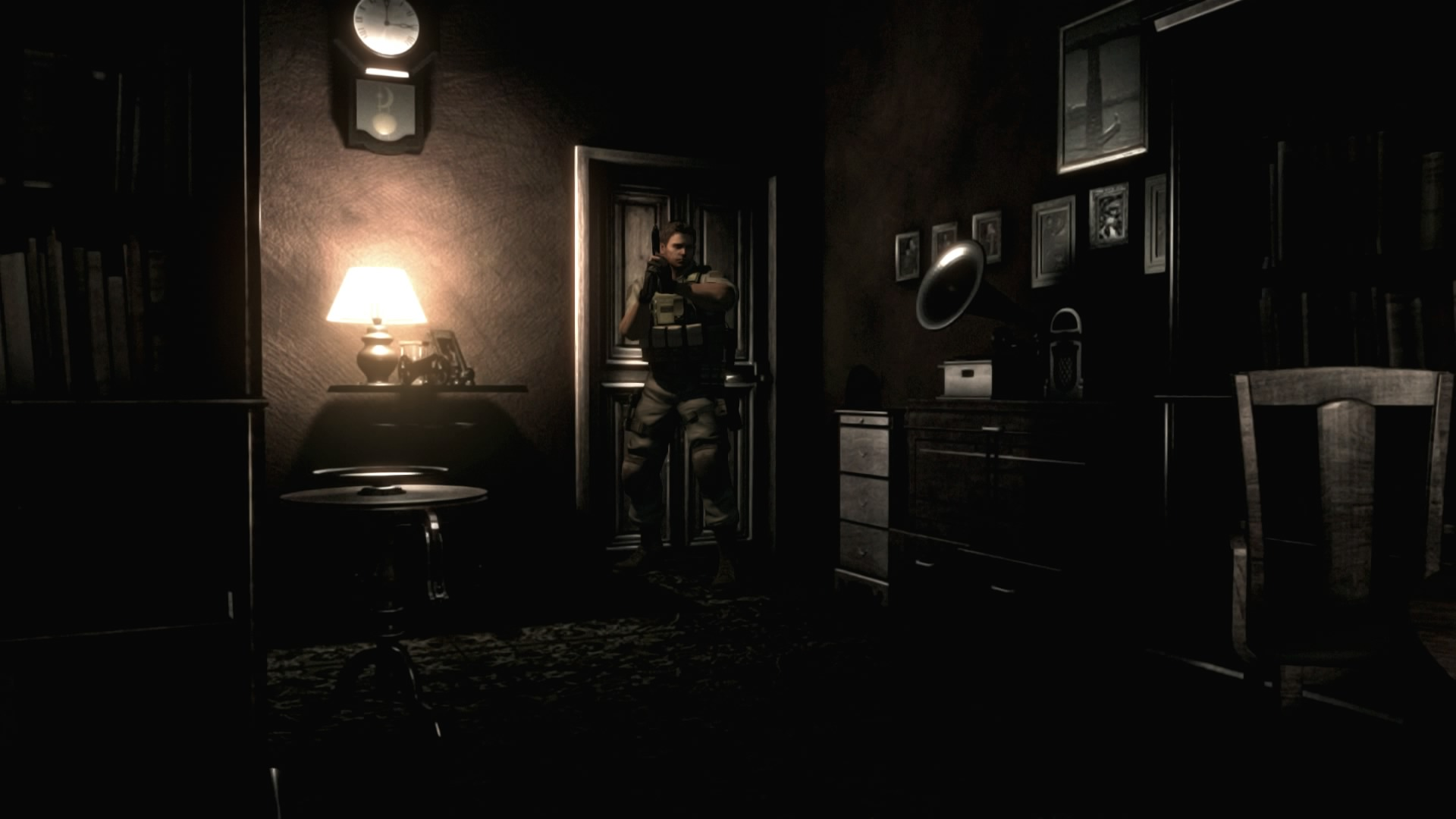 Resident Evil HD Remaster PS4 11