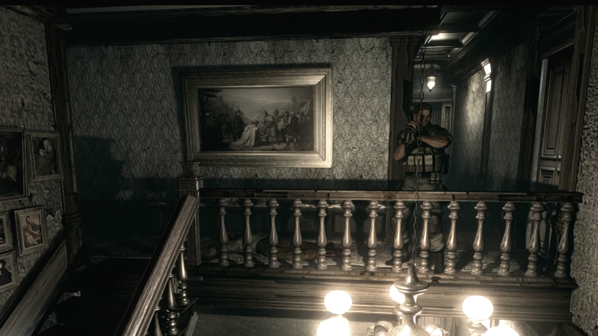 Resident Evil HD Remaster PS4 13