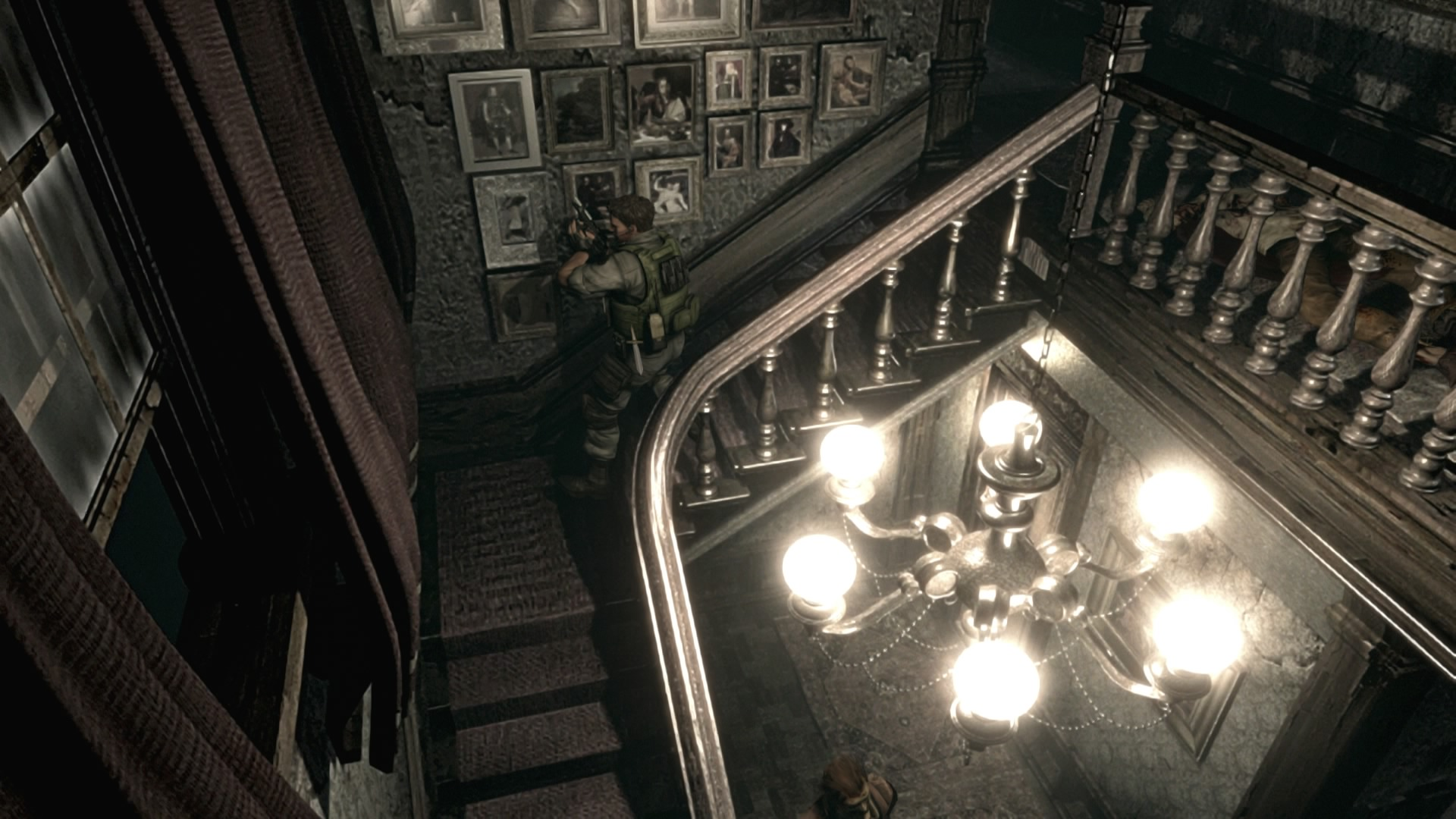 Resident Evil HD Remaster PS4 14