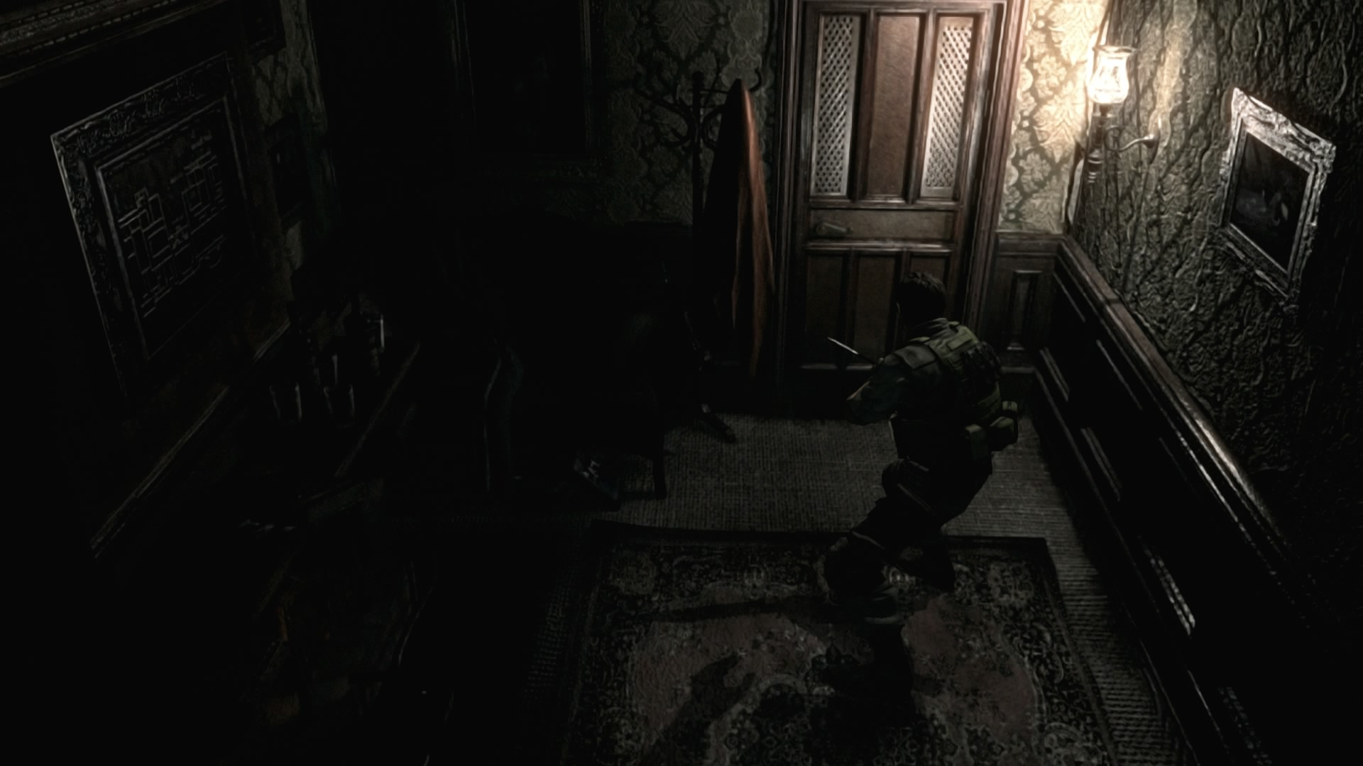 Resident Evil HD Remaster PS4 15