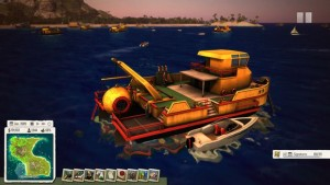 Tropico 5: Waterborne DLC Review