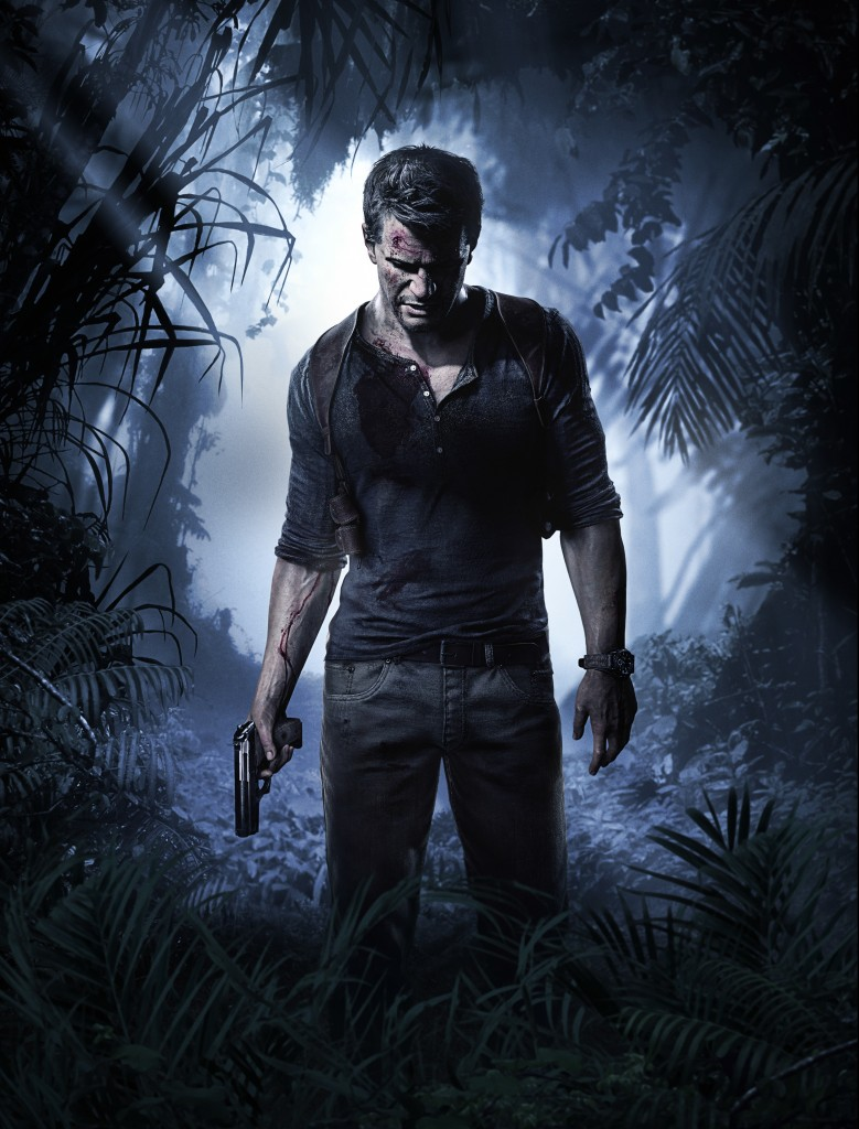Uncharted 4 A Thief's End Box Art