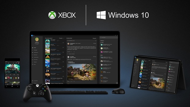 Xbox One app_Windows 10