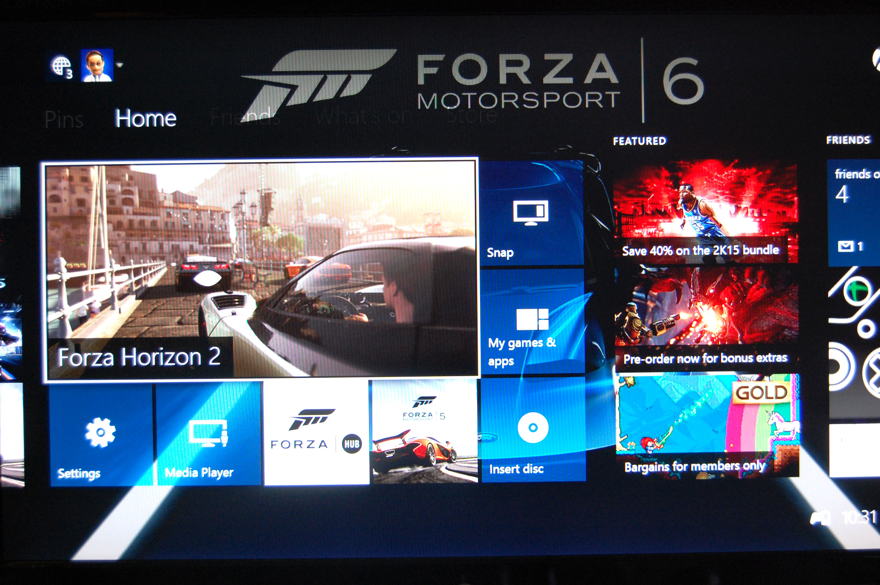 Foyer Tile Xbox One : Xboxonetransparenttiles � gamingbolt video game