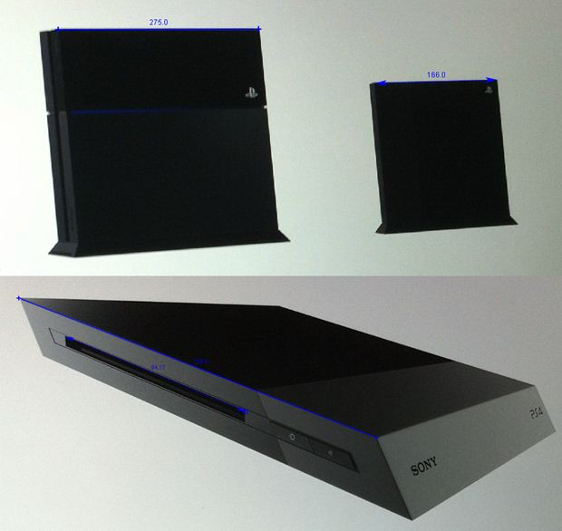 ps4 slim is a fake
