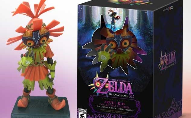 Majora's Mask 3DS