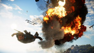 Just Cause 3 Map Sized Revealed Through Screenshots