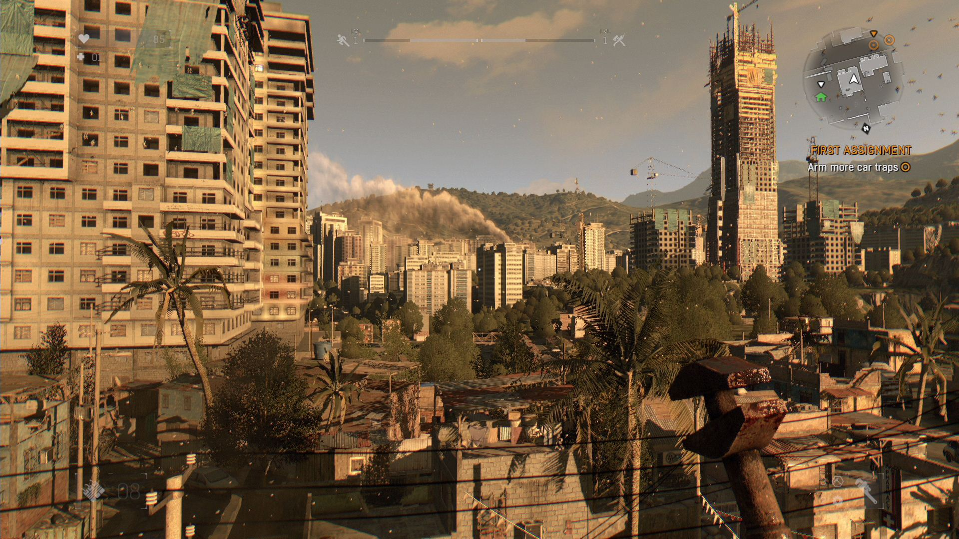 Dying Light Visual Analysis: PS4 vs  Xbox One vs  PC
