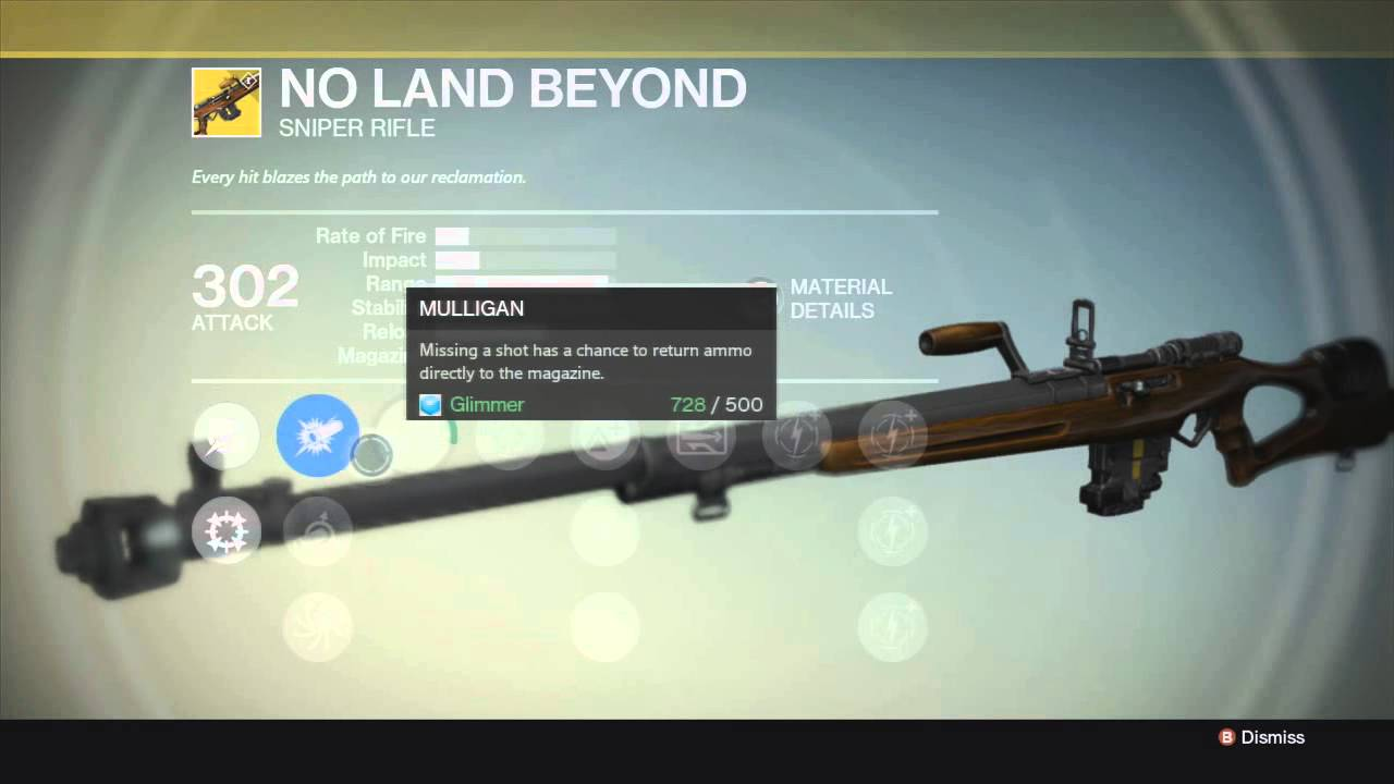 Destiny_No Land Beyond