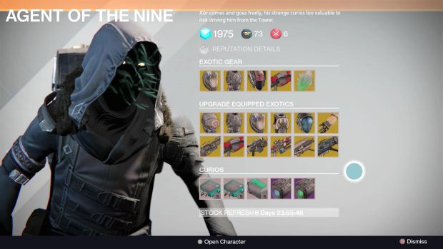 Destiny_Xur_February 13th