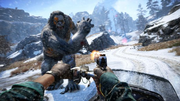 Far Cry 4_Valley of the Yetis