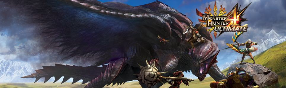 Monster Hunter 4 Ultimate Guide Fast Money Farming Earth Crystals Weapons Armor Skills And More