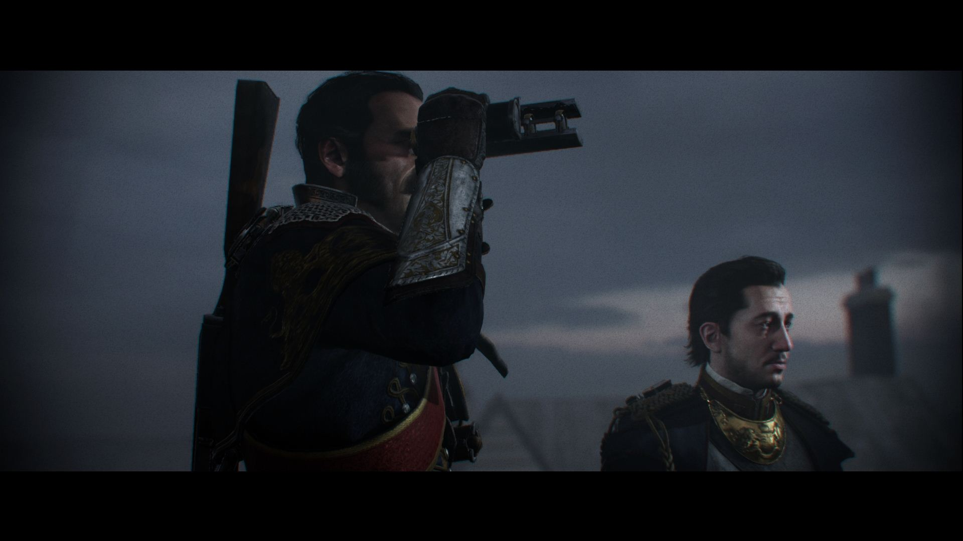 the order 1886 ps4 older build