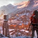 Rise of the Tomb Raider Gameplay Video Showcases Siberian Wilderness