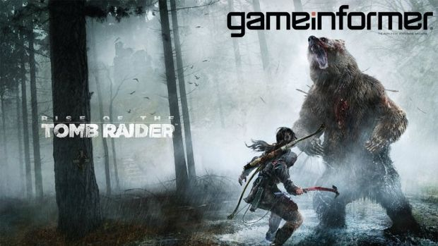 Rise of the Tomb Raider_Game Informer