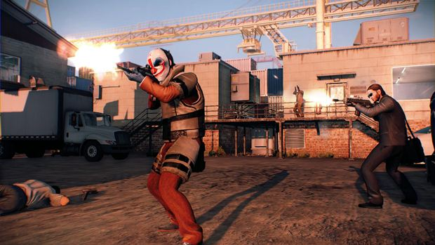 Payday 2: Crimewave Edition ps4 xbox one