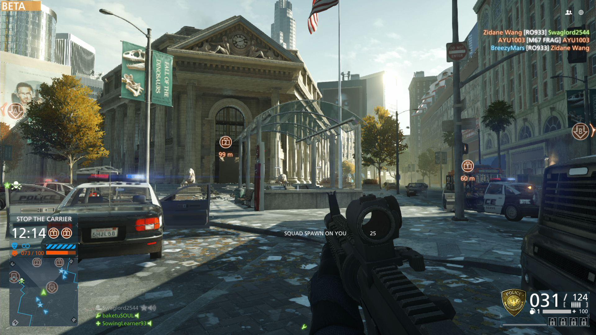 Battlefield Hardline Beta Analysis Ps4 Vs Xbox One Pc 60fps Game 1