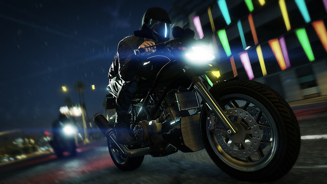 Grand Theft Auto 5 Online Hesists DLC