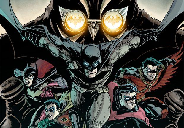 Batman Court of Owls