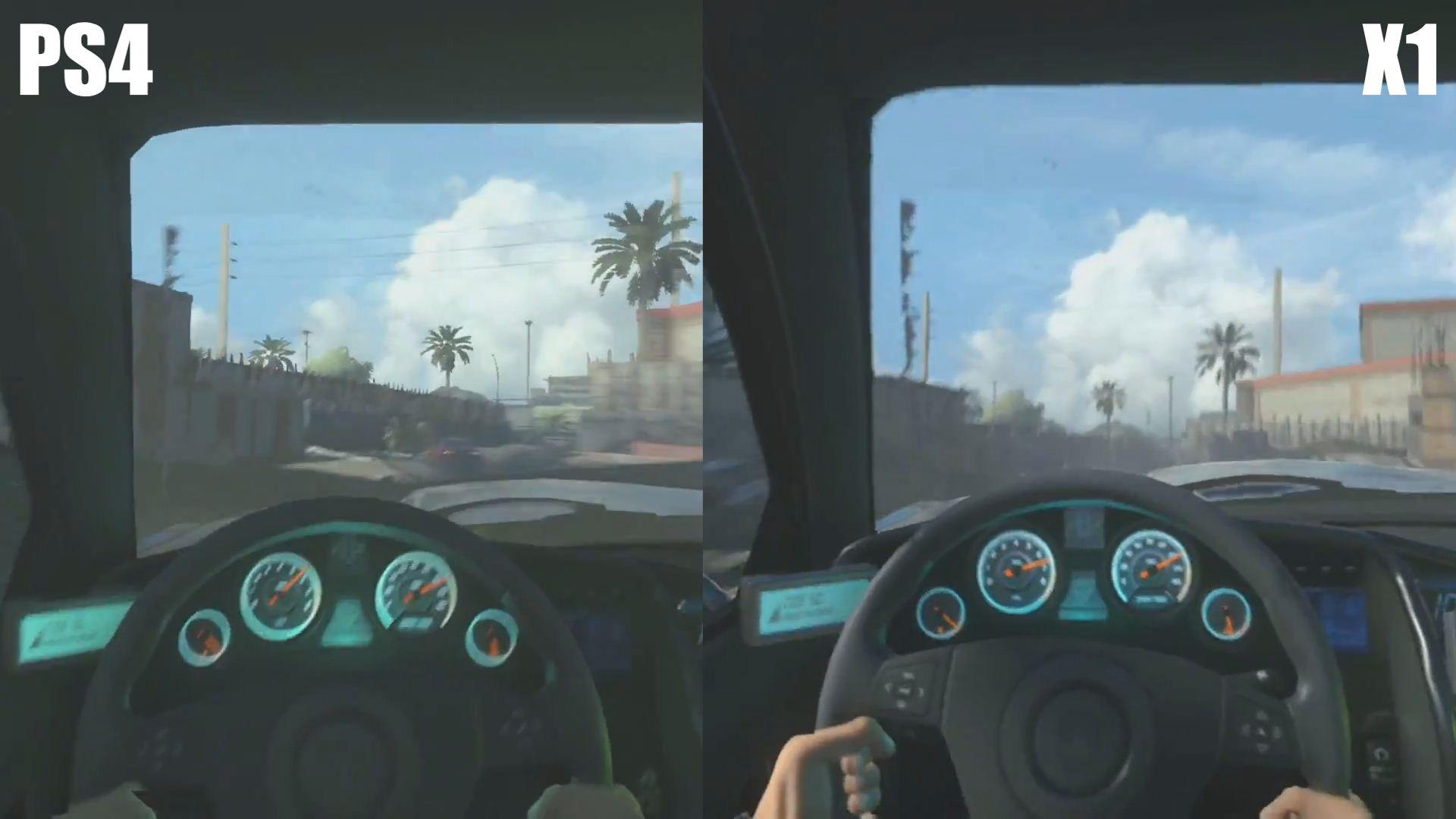 Battlefield Hardline Visual Analysis: PS4 vs. Xbox One vs. PC