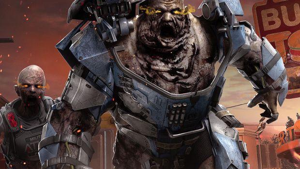Call of Duty Advanced Warfare Ascendance Zombies
