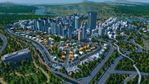 Cities: Skylines' Newest Expansion Is All About Mass Transit