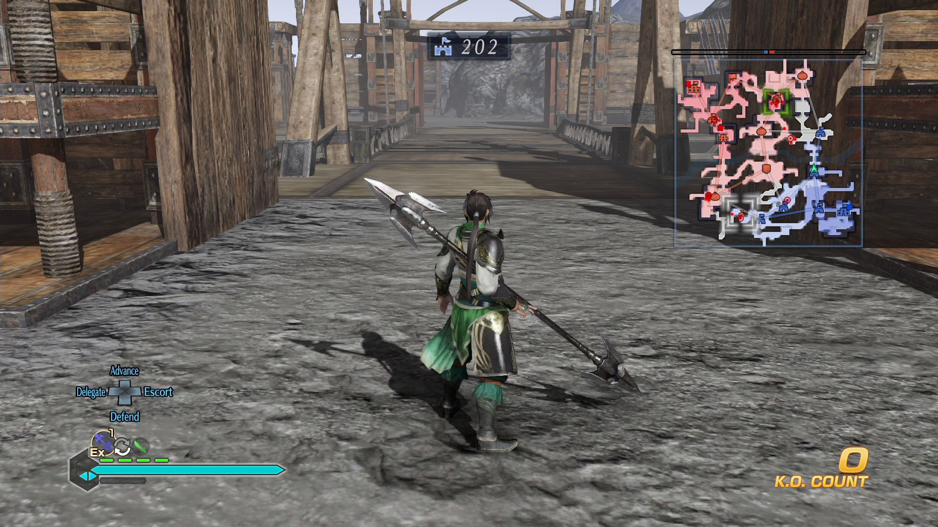 Dynasty Warriors 8 Empires ps4