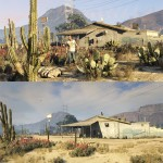GTA V PC V PS4 Comparison