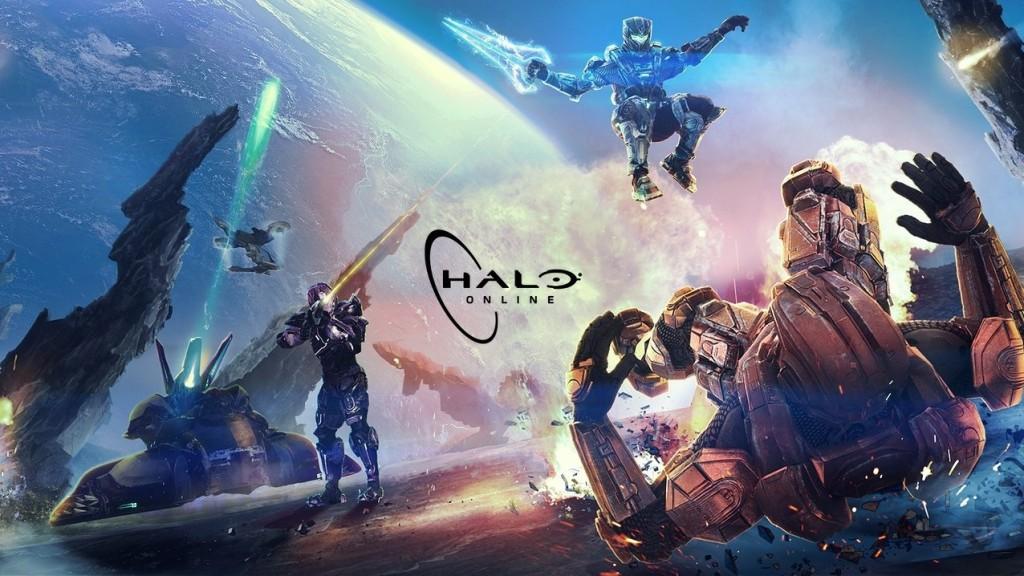 Halo Online Banner Artwork